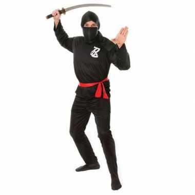 Foute ninja warrior pakken heren kleding