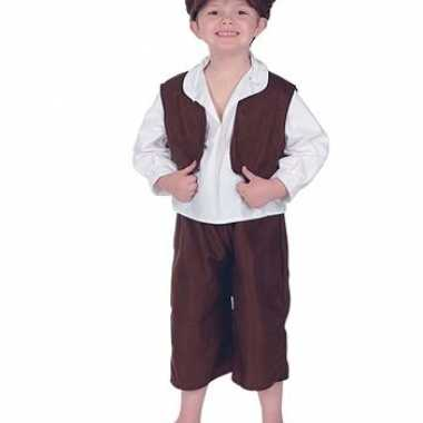 Foute oliver twist pakje voor jongens kleding
