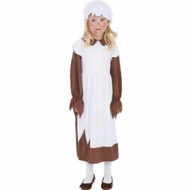 Foute ouderwets jurkje voor meiden kleding