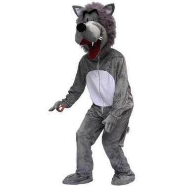 Foute pak wolf voor volwassenen kleding