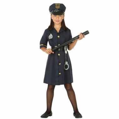 Foute politie agente jurk/jurkje voor meisjes kleding