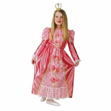 Foute prinsessen jurk roze kinderen kleding