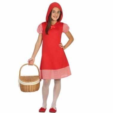 Foute roodkapje jurkje voor meisjes kleding