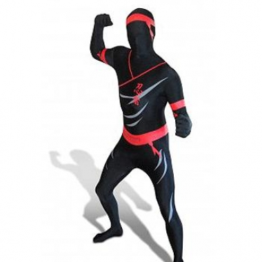 Foute kleding pak ninja
