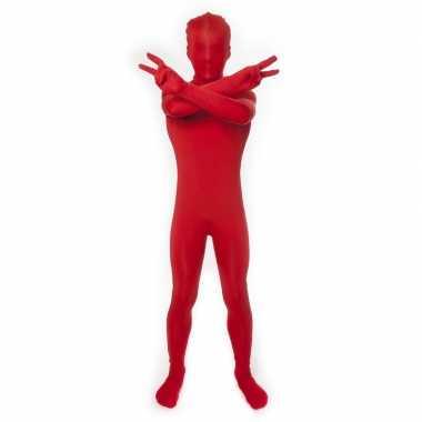 Foute kleding pak rood voor kids