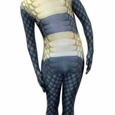 Foute slangen morphsuits voor volwassenen kleding