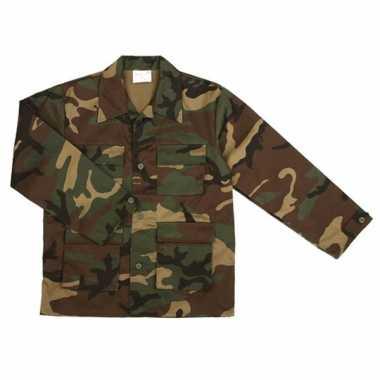 Foute soldaten jas voor kinderen kleding