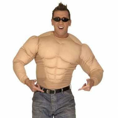 Foute spieren pak kleding