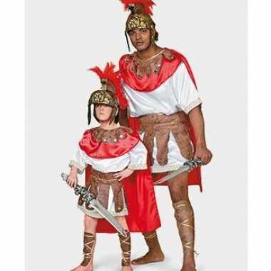 Foute stoer gladiator pak kinderen kleding