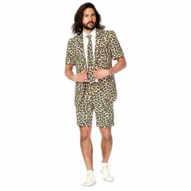 Foute summersuit jaguar voor heren kleding