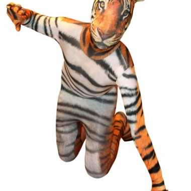 Foute tijger morphsuits voor kinderen kleding