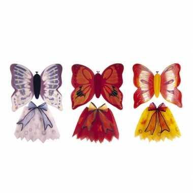 Foute vlindervleugeltjes voor kinderen kleding