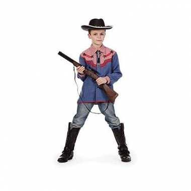 Foute western overhemd voor kinderen kleding