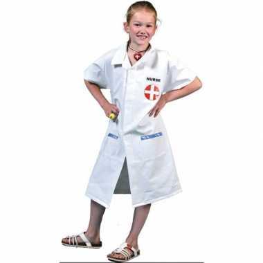 Foute zustersjas voor kids met injectie naald kleding