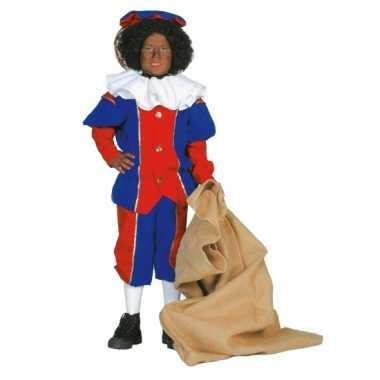 Foute zwarte pieten pak voor kids kleding