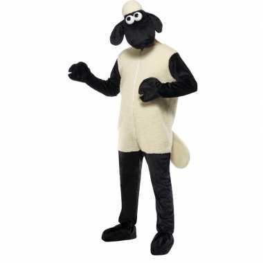 Foute zwarte schapen pak volwassenen kleding