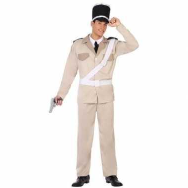 Franse gendarmerie/politie pak/foute kleding voor volwassenen