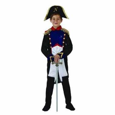 Franse generaal napoleon foute kleding voor jongens