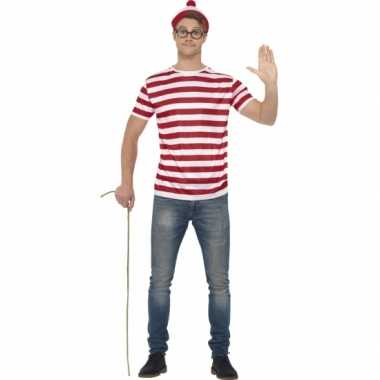 Fun wally heren foute kleding