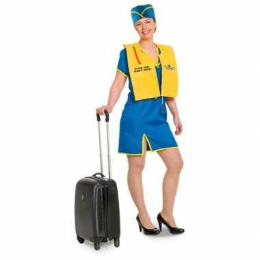 Funny stewardess foute kleding voor dames