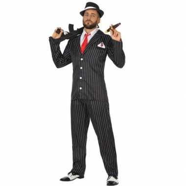 Gangster foute kleding voor heren