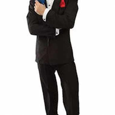 Geheim agent foute kleding