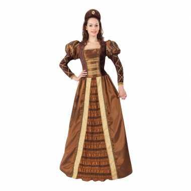 Geschiedenis middeleeuwse prinses damesfoute kleding