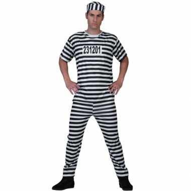 Gevangenen foute kleding voor mannen