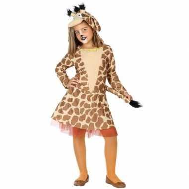 Giraffe foute kleding voor meisjes