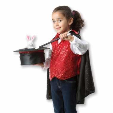 Goochelaar foute kleding voor kinderen