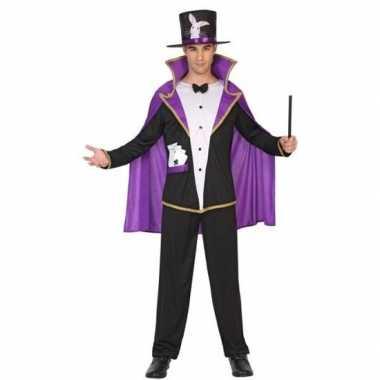 Goochelaar pak/foute kleding voor volwassenen