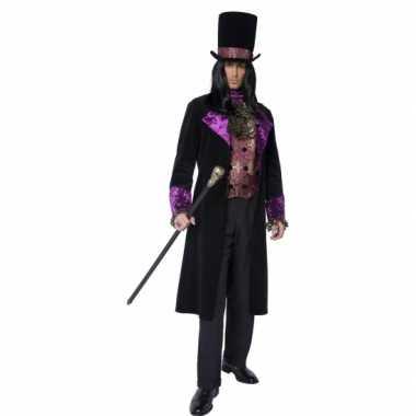 Gothic graaf foute kleding voor heren