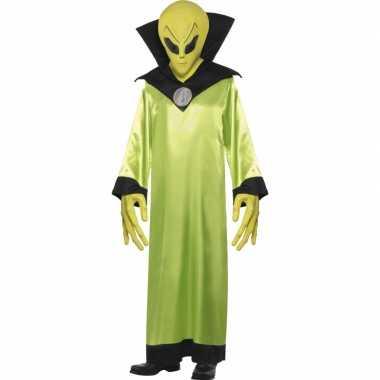 Groen alien foute kleding volwassenen