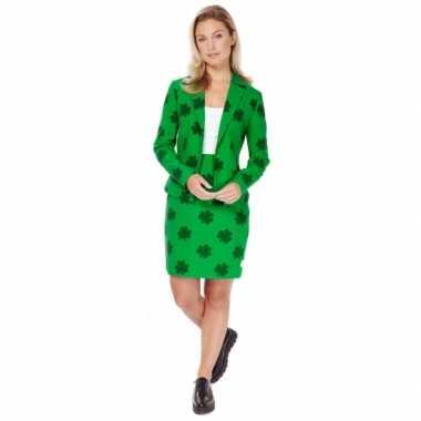 Groen dames foute kleding st. patricks day