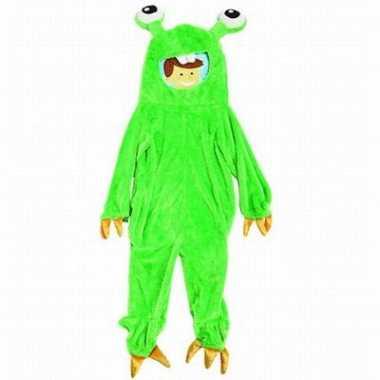 Gumbly monster kinder foute kleding