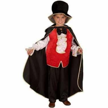 Halloween dracula foute kleding voor kinderen