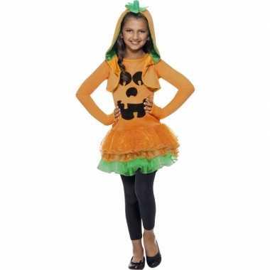 Halloween halloween pompoen foute kleding voor meisjes