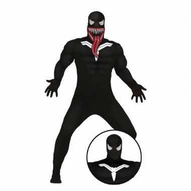 Halloween horror donkere superheld foute kleding