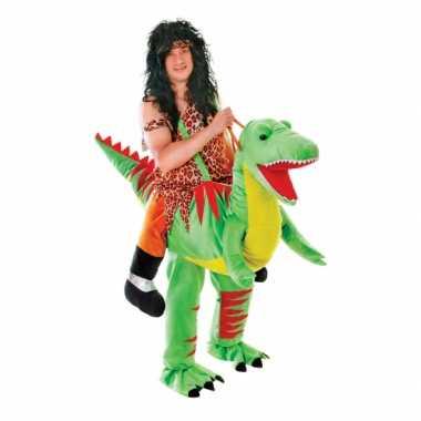 Hang foute kleding dinosaurus voor volwassenen