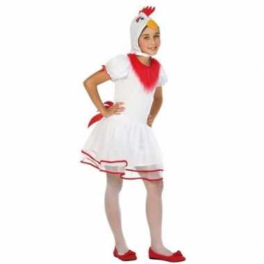 Hen/kip pok foute kleding voor meisjes