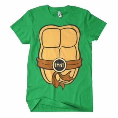 Heren ninja turtles foute kleding