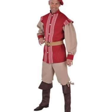 Historische foute kleding voor heren