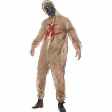 Horror biohazard zombie foute kleding