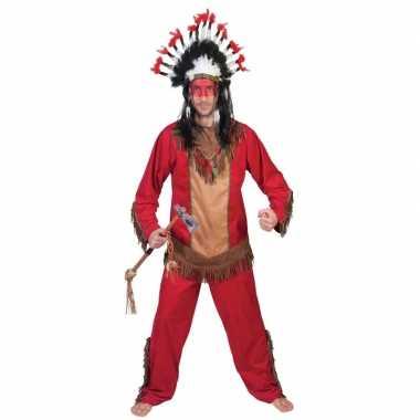 Indiaan lootah foute kleding voor heren