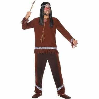 Indianen choctaw pak/foute kleding voor heren