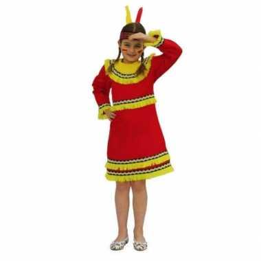 Indianen foute kleding voor meiden