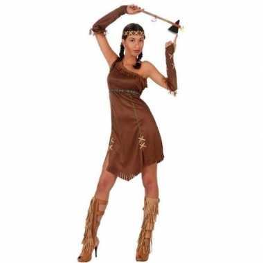 Indianen honovi pak/foute kleding voor dames