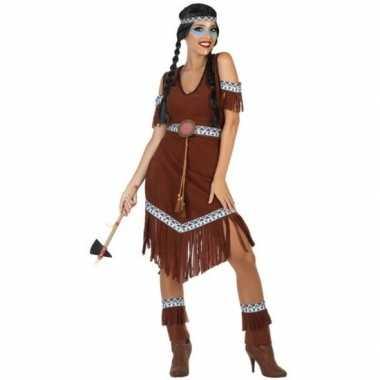 Indianen nahele pak/foute kleding voor dames