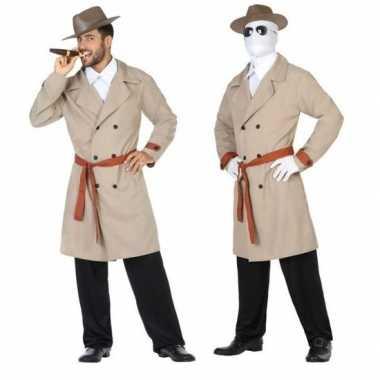 Invisible man/detective pak/foute kleding voor heren