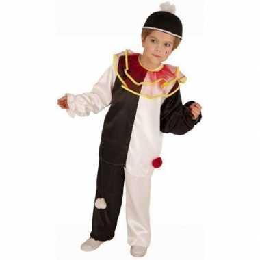Italiaans clown foute kleding voor kinderen